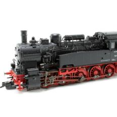Fleischmann H0 - 409486K - Steam locomotive BR94 of the DB