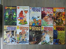 Collection Of Various Elfquest Titles / Series - X43 Issues - (1993-2015)