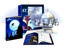 E.T. The Extra-Terrestrial Blu-ray Anniversary Edition Set 2012