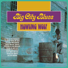 Howling wolf collection || 180 gram vinyl || 4LP's
