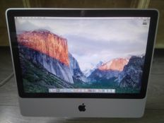 "Apple iMac 20"" - Intel Core2Duo 2.66Ghz, 4GB RAM, 320GB HD - model nr A1224"
