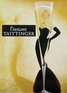 Anonymous - L'Instant Taittinger - ca. 1990
