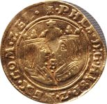 Check out our Zeeland - Double ducat Spanisch type n.d. (1581-1583) - gold