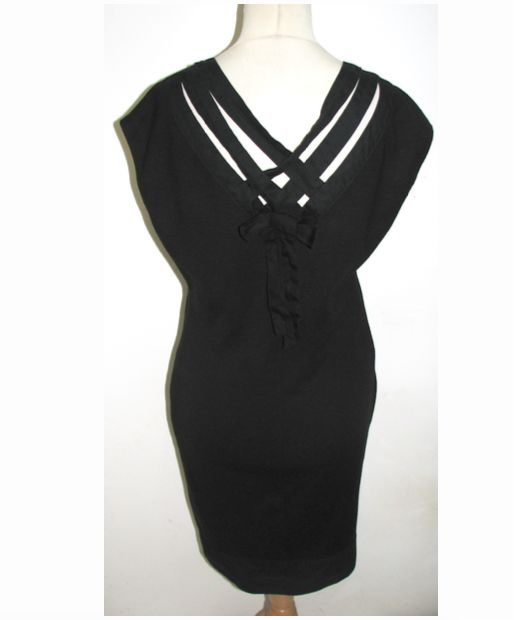 See By Chloé - Little Black dress with extravagant back