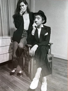 Unknown - Serge Gainsbourg and Bambou - 1982