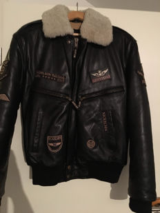 Nickelson - aviator jacket, task force quality edition