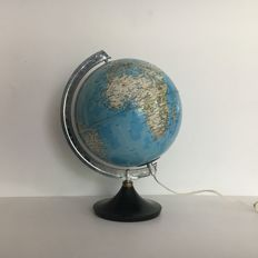Manufacturer unknown - Decorative globe table lamp