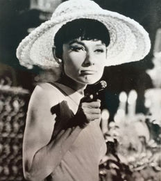 Various unknown - Audrey Hepburn - 'My Fair Lady' and others - 1960s/70s