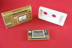 Nintendo Game & Watch - Blockhaus In Flammen (Tric O Tronic) - Boxed