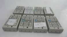 viessmann - 5552 - eight electronic relays.