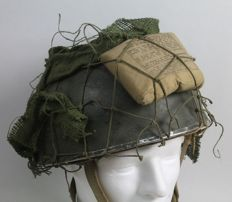 Helmet for British Paratrooper WWII