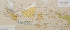 West and East Indies; Dornseiffen - 26 maps - 1884