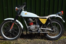 Honda - Trial twin shock TL125 Vintage - 1981