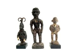 3 Power figures - FON - Benin