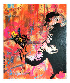 SIG - My Bansky Portion Flowers