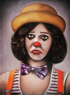 Nathan James - Sad Clown