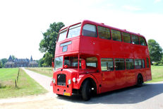 Bristol - Lodekka double-decker bus - 1957