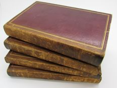 William Mason - The Works of William Mason - 4 volumes  - 1811