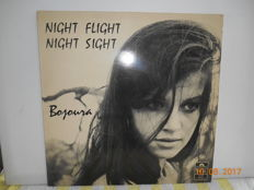 Bojoura  ''Night Flight Night Sight''     Polydor  236 169