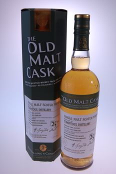 Tomintoul 25 years Old Malt Cask