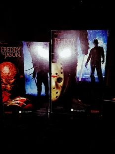 Sideshow Freddy vs Jason: Freddy Kruger and Jason Voorhees