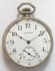 Waltham pocket watch - USA 1900s