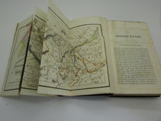 The Scottish Tourist, and Itinerary; or A Guide to the Scenery and Antiquities of Scotland and The Western Islands - 1825