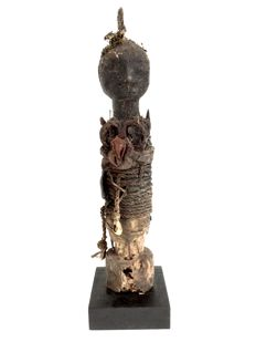 Janus power figure- FON - Benin