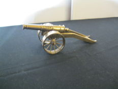 Copper Mini Cannon