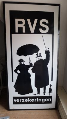 Advertising Panel RVS verzekeringen