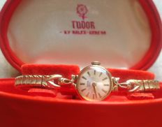 "TUDOR by ROLEX – Royal ""Rose"" model – Vintage '50s"