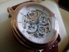 Constantin Durmont Skeleton Rose Men's Watch 2017 never worn