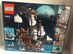 Lego Movie - 70810 - MetalBeard's Sea Cow
