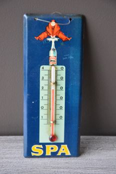 rare metals SPA MONOPOLE thermometer