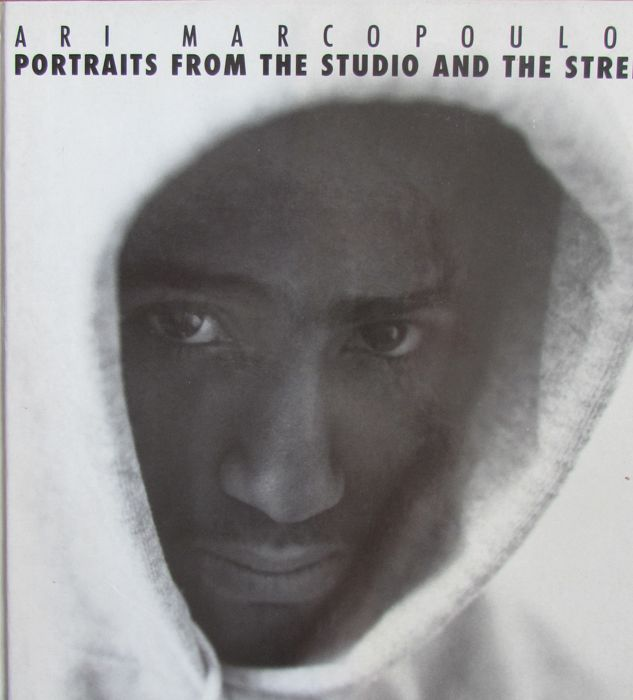 Ari Marcopoulos - Portraits from the Studio and the Street - 1987