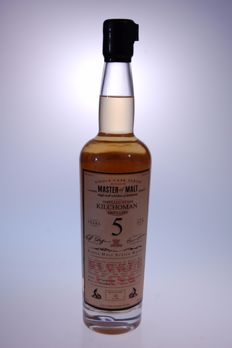 Kilchoman 5 years old for Master of Malt