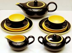 "Villeroy & Boch - ""Tea for Two"" - 9 pieces / - pieces - Art Deco"