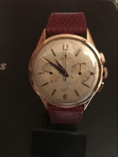 Zenith chrono -- men's watch -- 1940s/'50s