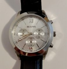 Bulova 96A162 – men's wristwatch – 2017