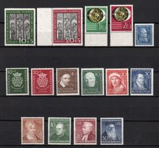 FRG 1950/1952 – collection
