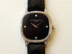 Vacheron Constantin -- Women's -- White gold and Diamonds -- 1970s