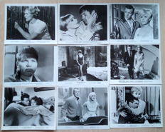 Vintage Movie photos / stills / lobby cards - Over 300 movie stills photos from movies and moviestars from the 1960s – Paul Newman, Natalie Wood, Ingrid Bergman, Mickey Rooney, Montgomery Clift