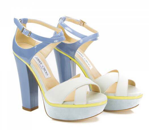 Jimmy Choo - Tiber  platform sandals