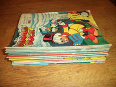 Donald Duck weekblad - Complete year 1958 - 52xsc - 1st edition (1958)