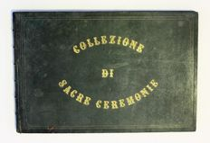Collection of Forty Sacred Ceremonies - 1850