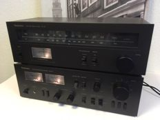 Technics amplifier SU-Z2 and matching Tuner ST-21