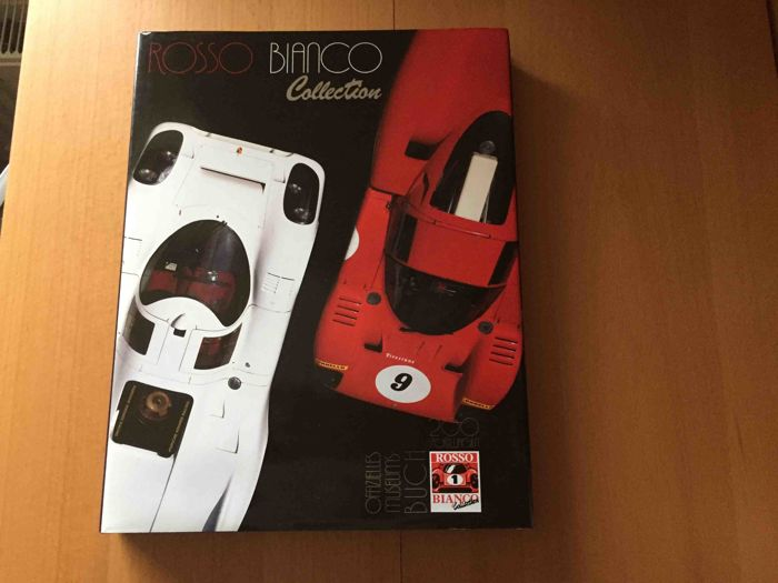 ROSSO BIANCO COLLECTION Aschaffenburg limited edition