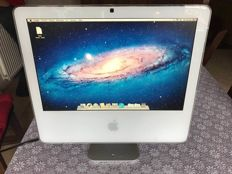 "Apple iMac 17"" White"