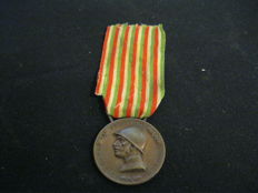Bronze medal from World War I 1915
