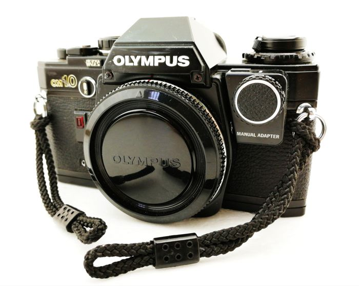 Olympus OM10 35mm Camera (body only)